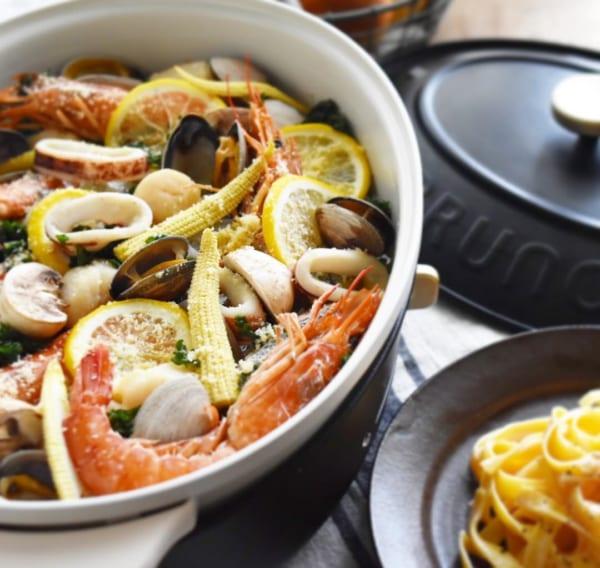 疲労回復 魚介 レシピ6