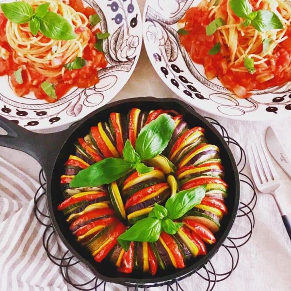 ベジタリアンにおすすめのレシピ《焼く・炒める》12