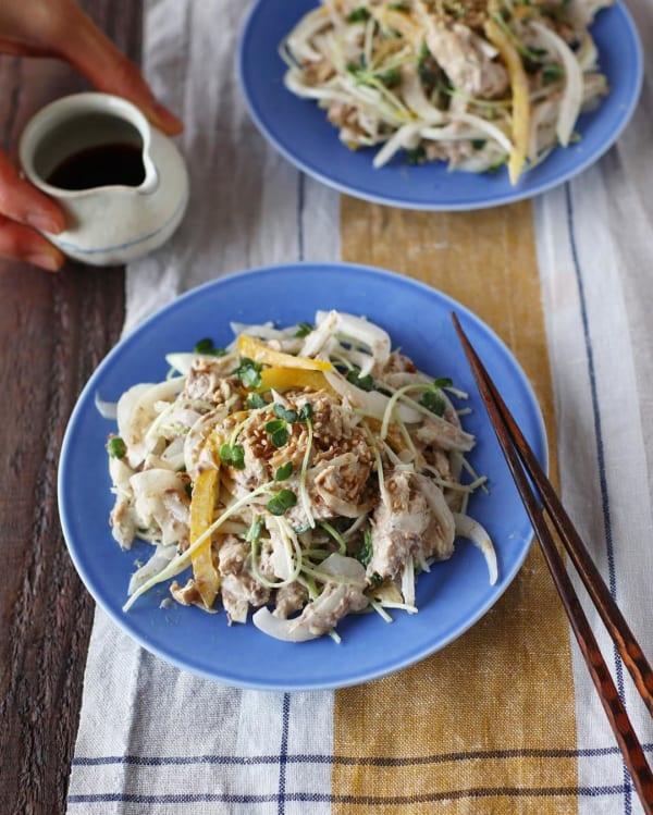 魚 サラダ 人気レシピ5