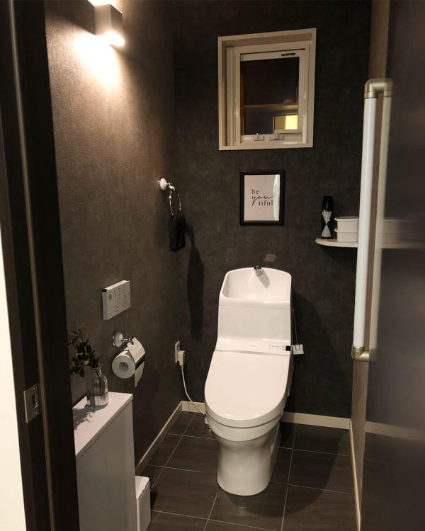 トイレ 見せる収納