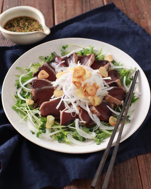 魚 サラダ 人気レシピ6