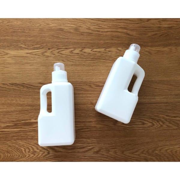 【ダイソー】1.7リットルの大容量詰め替えボトル