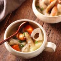 スープの人気レシピ【保存版】ホッとする食材の旨味たっぷりの絶品スープ40選