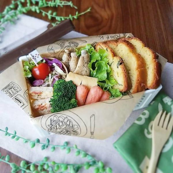 ピクニック おしゃれ お弁当13