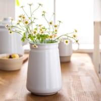 種類豊富なのが嬉しい!素敵な「フラワーベース」でお花をインテリアアクセントに♪