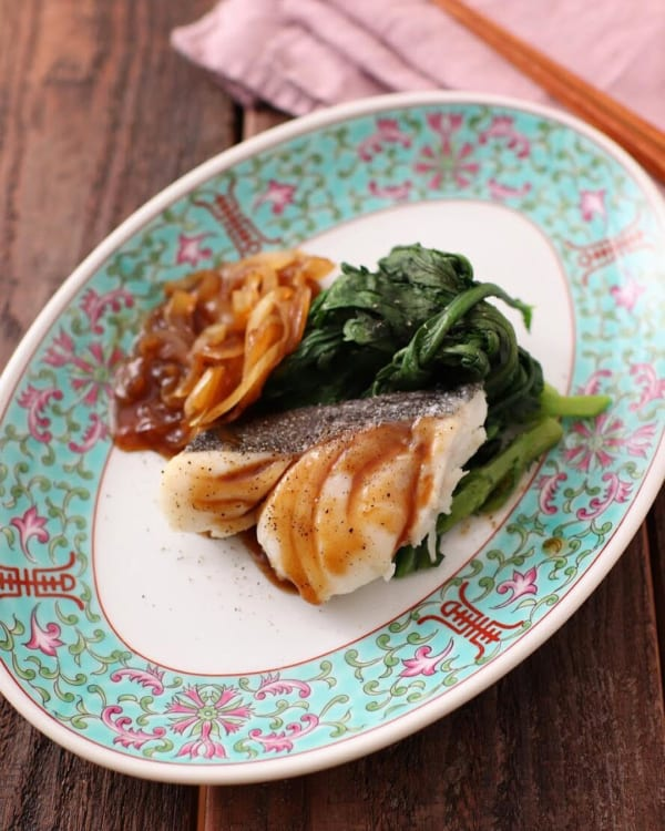 魚 蒸し物 人気レシピ