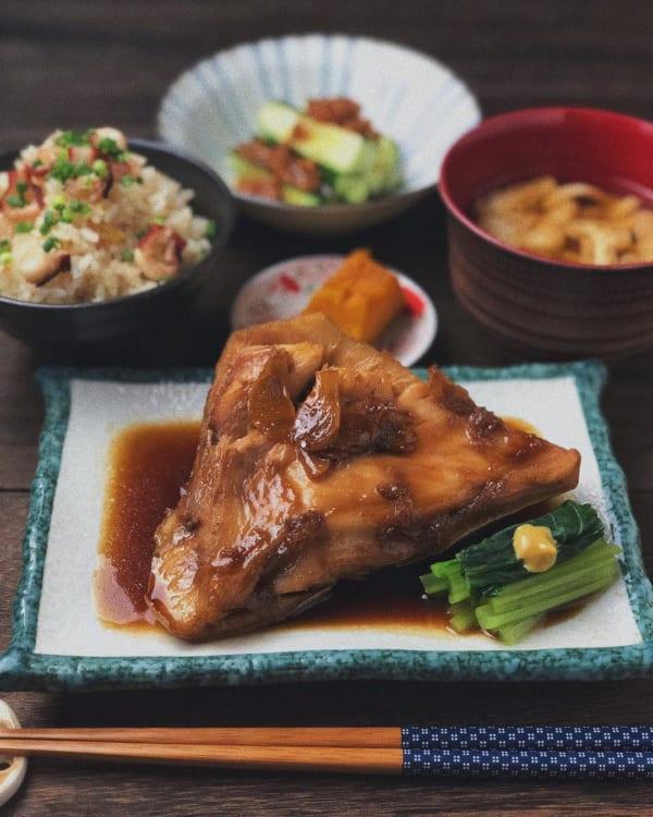 煮魚 人気レシピ2