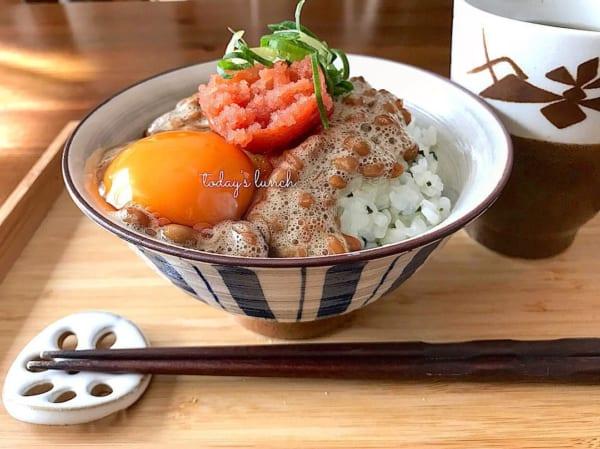 ダイエット中におすすめの朝食《和食》7