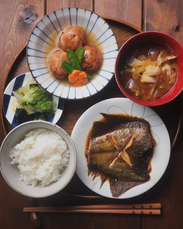 煮魚 人気レシピ4