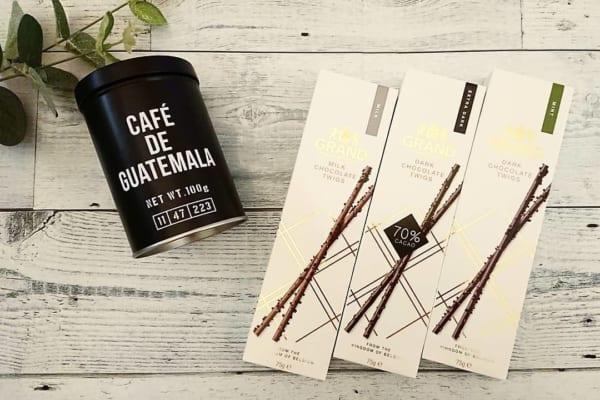 キャンドゥ ハイカカオチョコレート