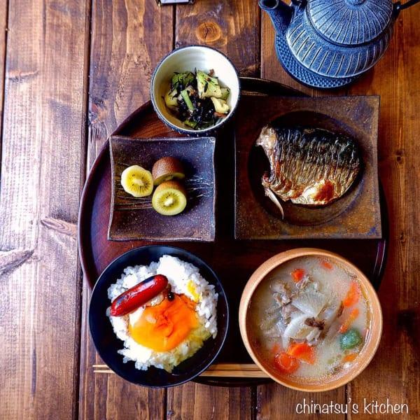 スープ レシピ お味噌汁2