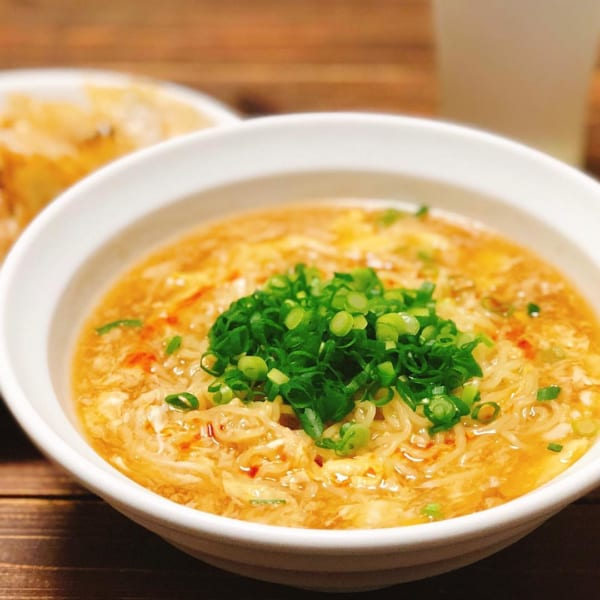 スーラータン麺風