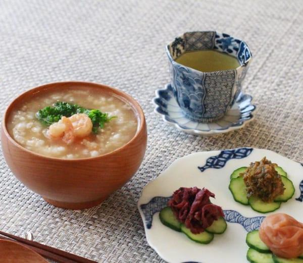 ダイエット中におすすめの朝食《和食》9