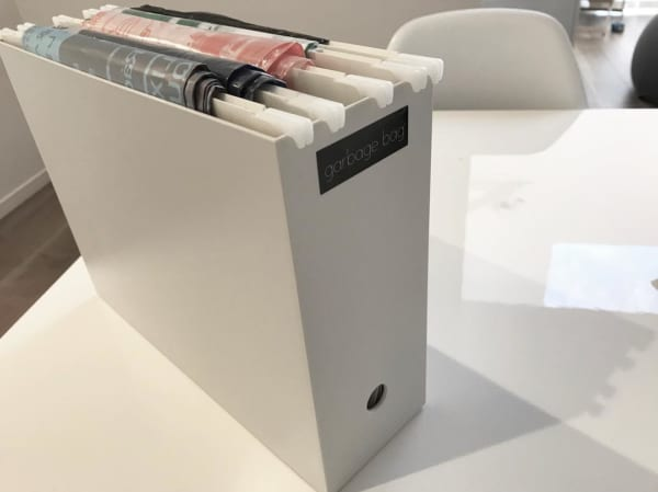 無印良品 ファイルボックス 収納