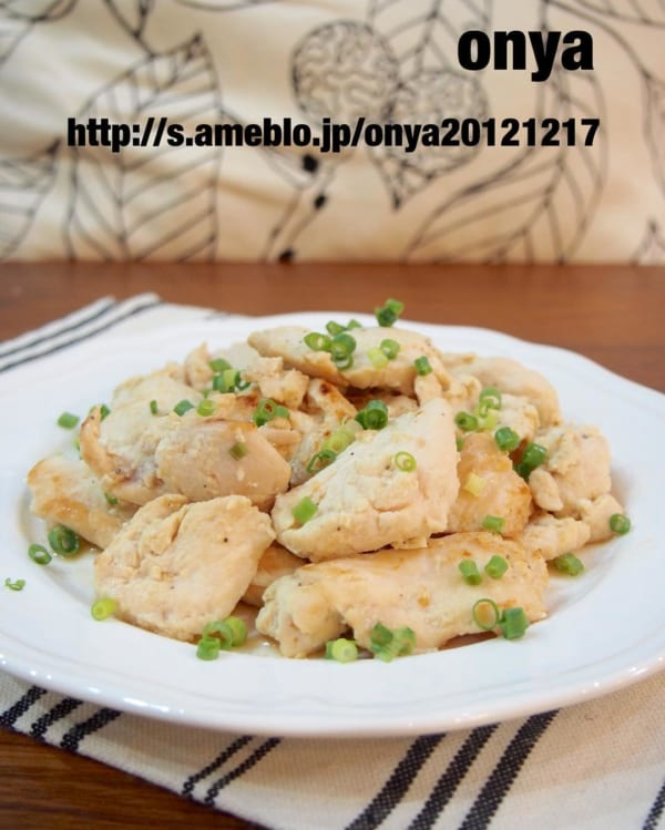簡単な《鶏肉》料理13