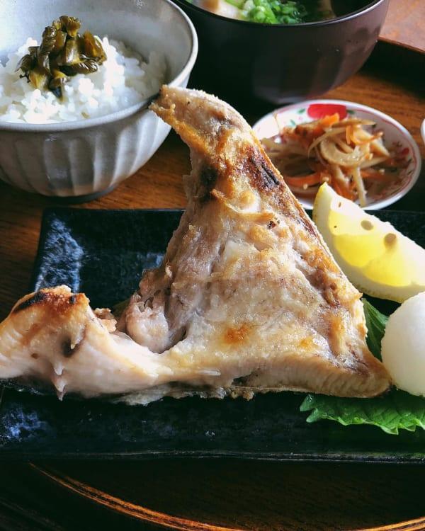 焼き魚 人気レシピ3