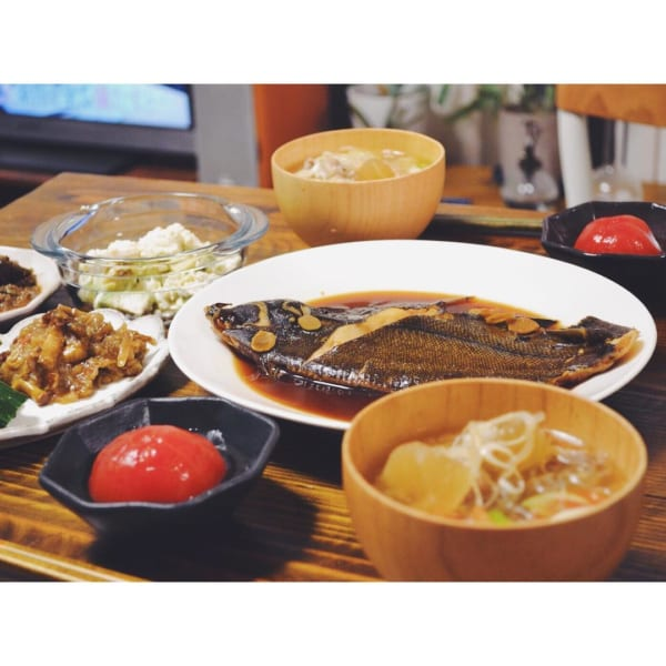 春 魚 レシピ8