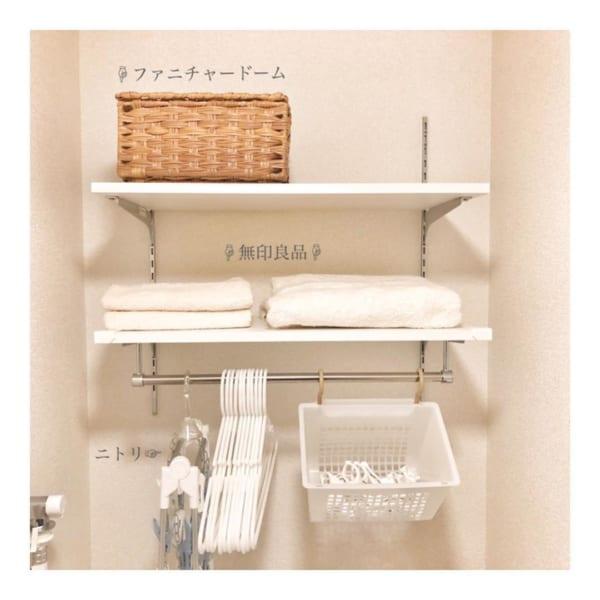 洗面所収納4