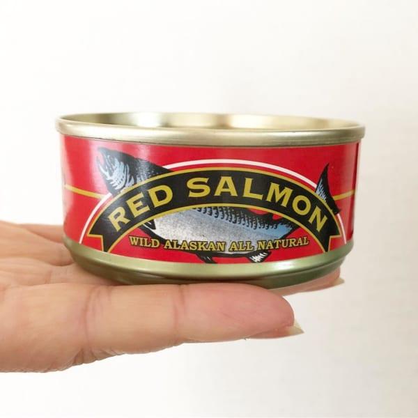 カルディ レッドサーモン缶