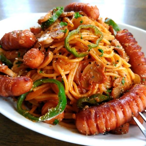 麺レシピ②パスタ3