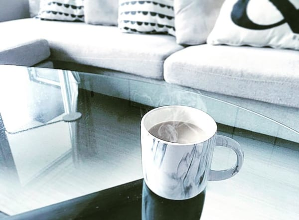 ダイソー モノトーンマグカップ
