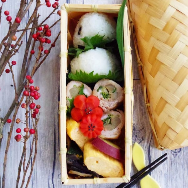 子供 弁当 野菜4