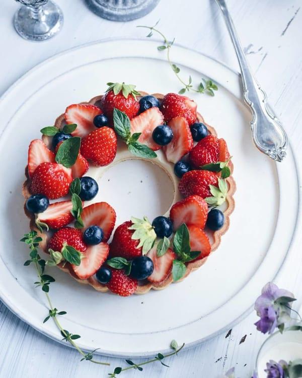 春 フルーツ レシピ2