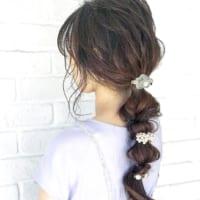 ロングヘアのまとめ髪50選♪おしゃれなアレンジ術で大人のモテスタイルに♡