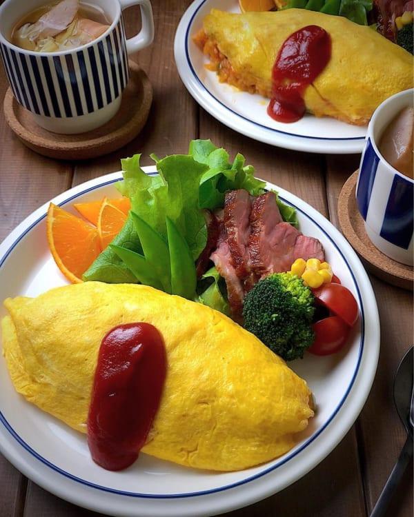 カフェごはん①ワンプレート3