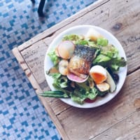 おしゃれなサラダで食卓を彩って♪真似したくなる華やかな盛り付け方特集
