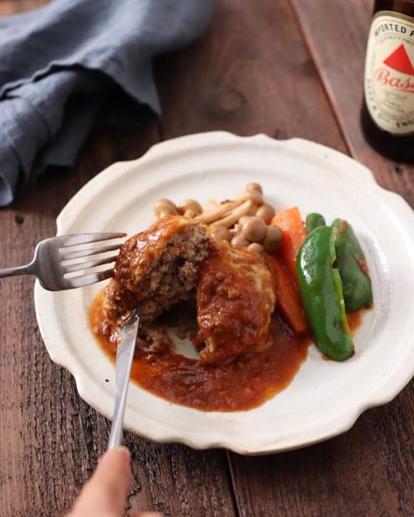 簡単な《ひき肉》料理6