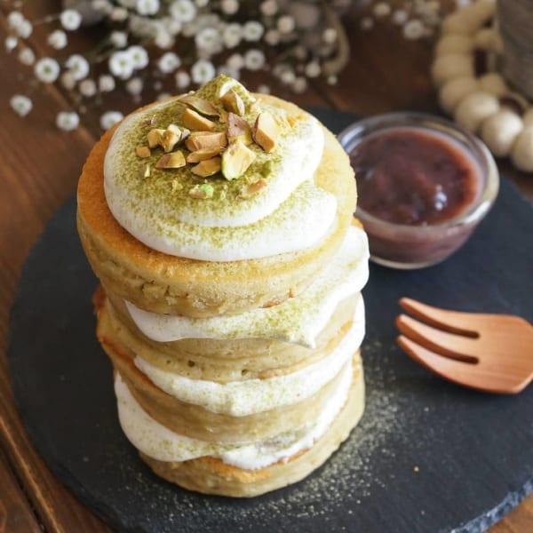モリンガのパンケーキ