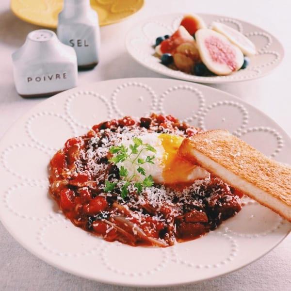 ダイエット中におすすめの朝食《洋食》7