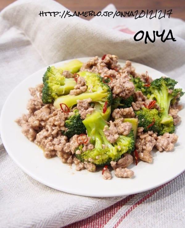簡単な《ひき肉》料理7