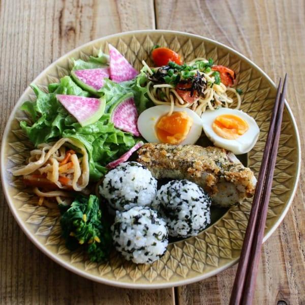 ワンプレート編②鱈の香草パン粉焼き