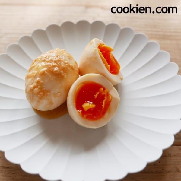 毎日のお弁当にプラス!定番味玉の作り方