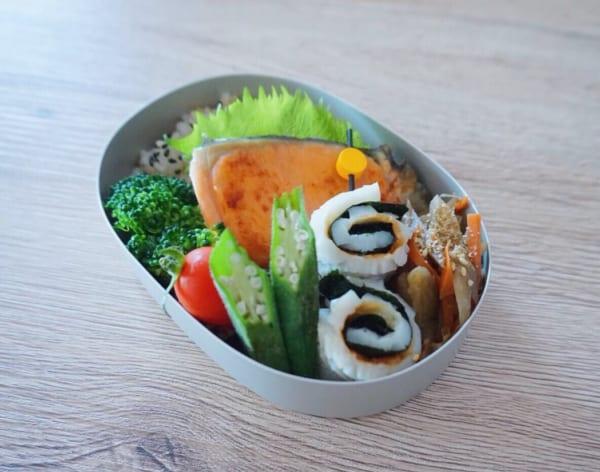 焼き魚のお弁当