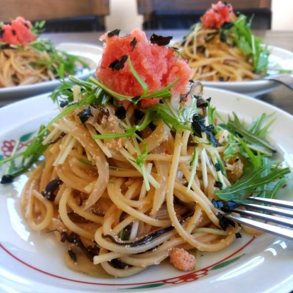 麺レシピ②パスタ9