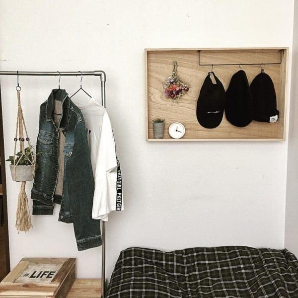 飾り棚DIY