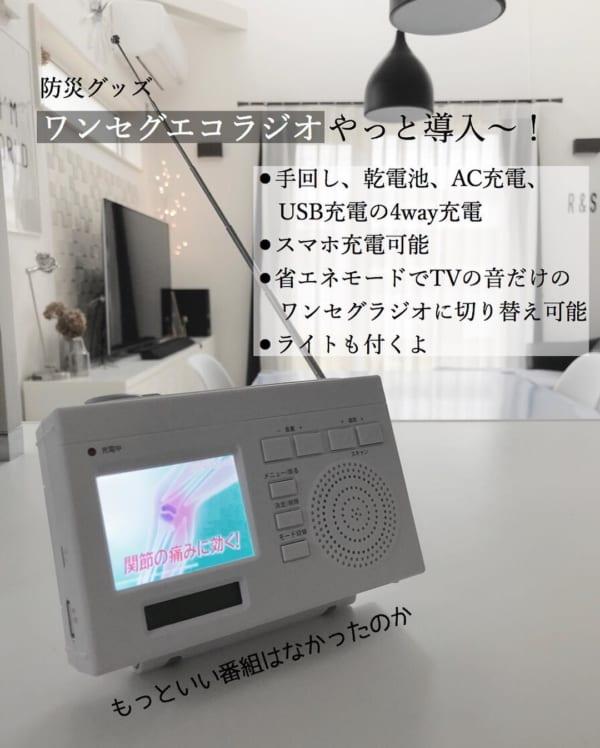 YAZAWAのワンセグエコTV