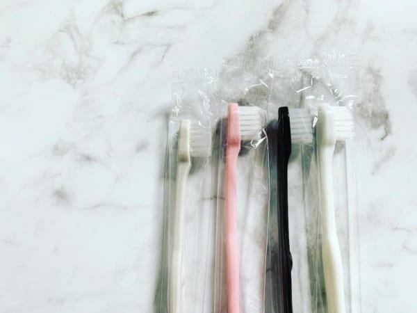 コンパクトヘッド歯ブラシ(セリア)