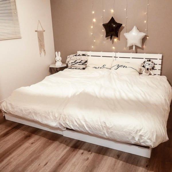ベッドルーム インテリア3