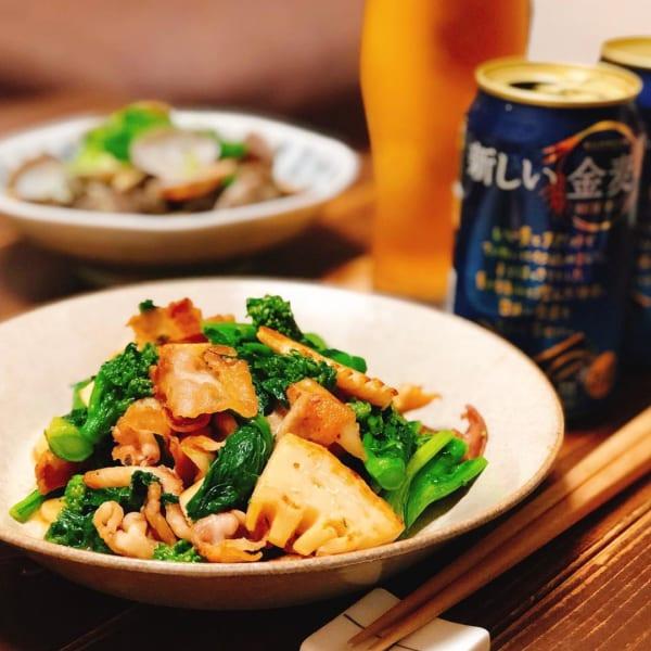春野菜 レシピ4