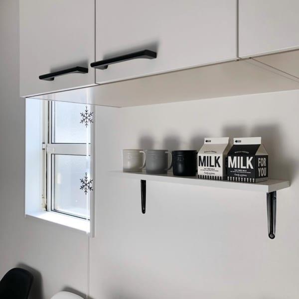 セリアのミルク型ラッピングボックス