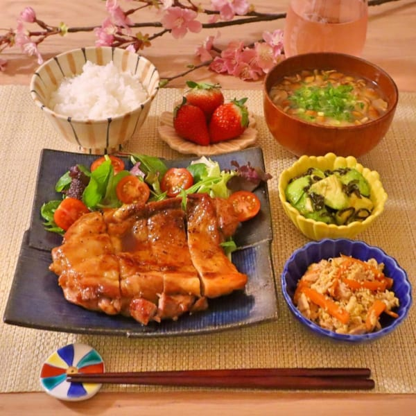 スープ レシピ お味噌汁5