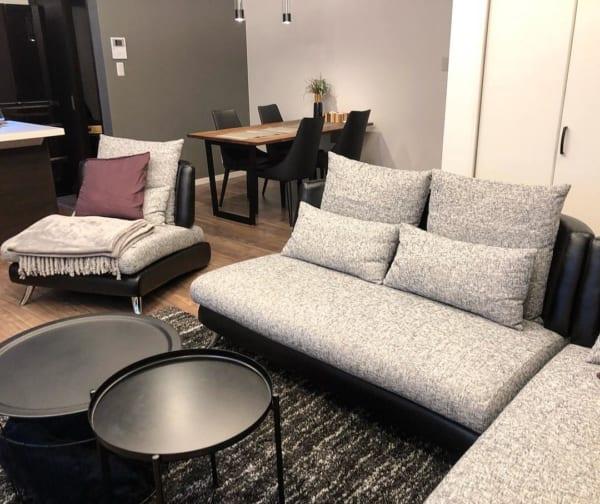 IKEAのトレイテーブル