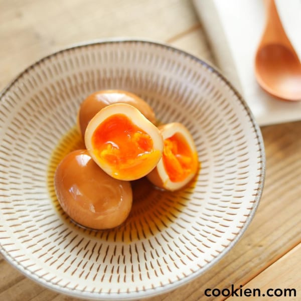 作っておきたい煮卵