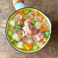 汁物レシピ【保存版】忙しい日や疲れた日におすすめの簡単スープレシピ
