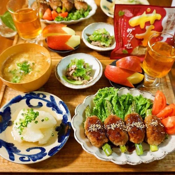 春野菜 レシピ15