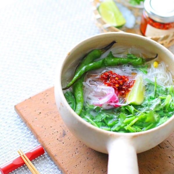 ダイエット中におすすめの朝食《スープ》8